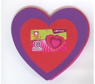 מארז משטחי סול בצורת לב