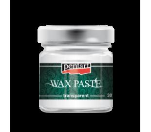 משחת וואקס שקוף 30 מל Wax Paste
