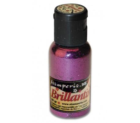 אבקת נצנצים דקה מאוד בגוון סגול מג'נטה