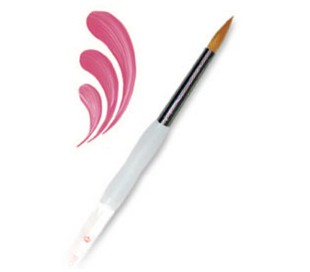 ממכחול ציור ראש עגול שיער מעורב SG3000 רוייאל גריפ קצר