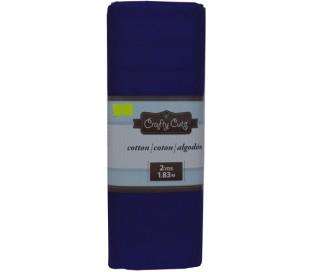 בד כותנה צבעוני כחול 180*110 סמ