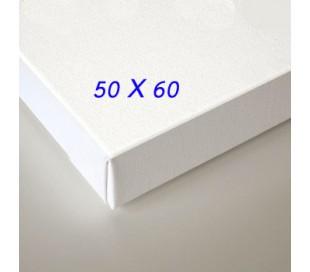 קנבס לציור  איטלקי 50X60  (במבצע מיוחד)