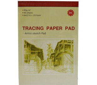 בלוק נייר העתקה (2 גדלים)