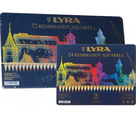 עפרונות אקוורל מקצועיים רמברנט REMBRANDT