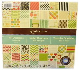 חבילת 180 ניירות עיצוב 30X30 - בכל אירוע