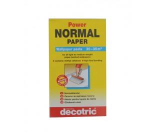 דבק טפטים להכנת עיסת נייר