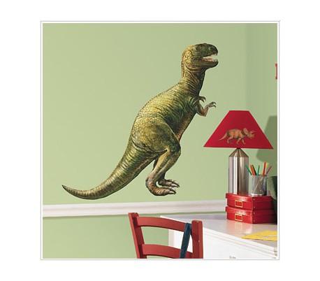 מדבקת קיר דינוזאור טיראקס גדול