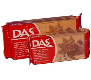 חומר פיסול דס בצבע חום (DAS)