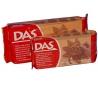 חומר פיסול דאס בצבע חום (DAS)