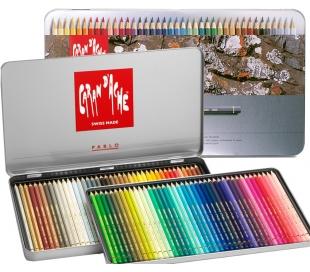 קרנדש PABLO סט עפרונות צבעוניים מקצועיים 80 גוונים