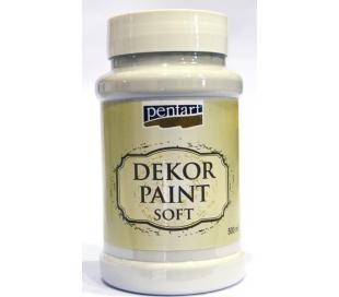 צבעי דקור 500 מל  - לבן קרמי