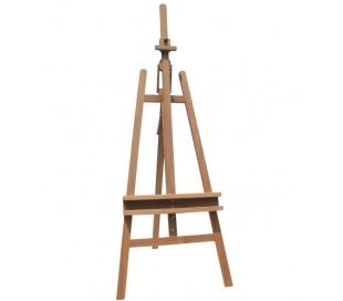 כני ציור סטודיו מעץ בוק משובח עם מתאם גובה