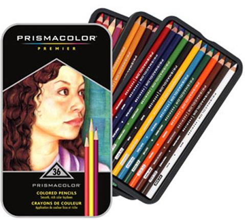 עפרונות פריימר פריזמה קולור