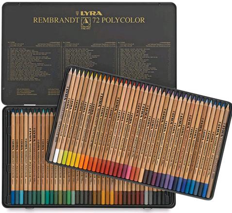 עפרונות רמברנדט