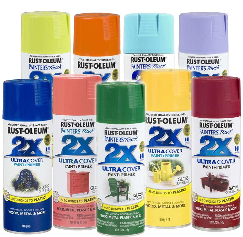 ספריי צבע 2X