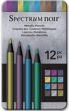 עפרונות מטאלים ספקטרום
