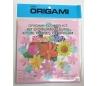 אוריגמי קיט להכנת פרחים