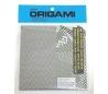 נייר אוריגמי דו צדדי דודמאות בשחור ולבן