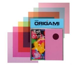 אוריגמי מפלסטיק 15*15