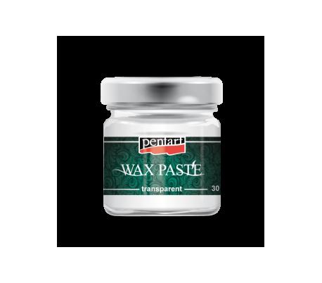 משחת וואקס שקוף Wax Paste