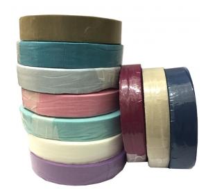 חוטי טריקו פרוסים עבים במבחר צבעים