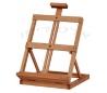 כן ציור שולחני מעץ עם זווית משתנה