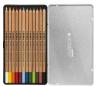 עפרונות צבעוניים רמברנט פוליקולור 12 גוונים