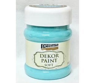 צבעי דקור 230 מל - כחול טורכיז