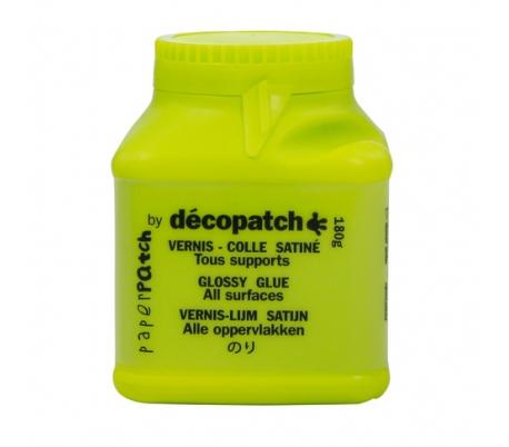 דבק מבריק לדקופז' DECOPATCH 180ml