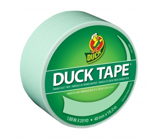 דאק טייפ צבעוני - ירוק סאיג'