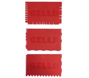 כלים ל להדפסה עם ג'לי פלייט Gelli Plate