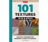 101 ספר טקסטורות בשמן ואקריליק