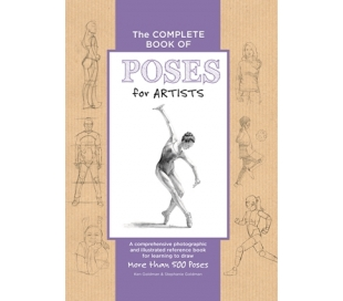 ספר הדרכה השלם לציור פוזות Poses