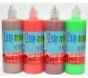 צבעי טוליפ תלת מימד - סט 4 גווני נצנצים בהיר