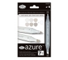 טושים לציור מקצועי סט 7 אפורים חמים AZURE