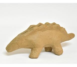 עיסת נייר דינוזאור סטגאסורוס קטן עומד DECOUPATCH
