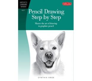 ספר ללימוד ציור בעפרונות רישו שלב שלב
