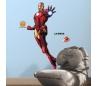 מדבקת קיר ענקית של גיבור העל איירון מן