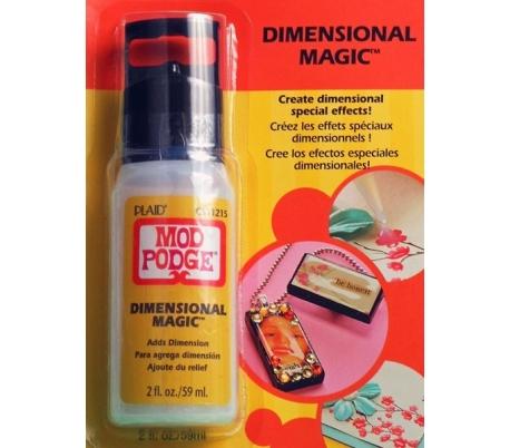 מוד פודג' קסם תלת מימד DIMENSIONAL MAGIC