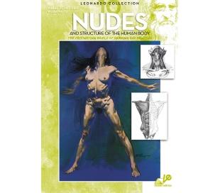 חוברת לאונרדו עירום 10