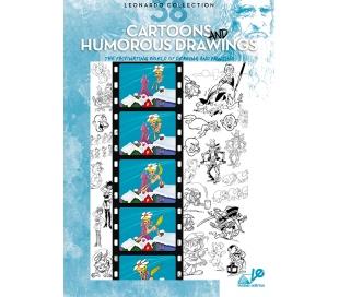 חוברת לאונרדו דמויות מצוירות וציורים מצחיקים 38