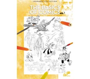 חוברת לאונרדו בסיס ציורי קומיקס פרק 1  33
