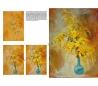 חוברת לאונרדו פרחים 22