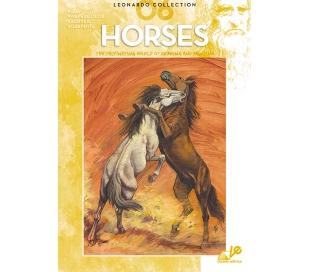 חוברת לאונרדו סוסים   06