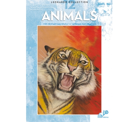 חוברת לאונרדו חיות 12