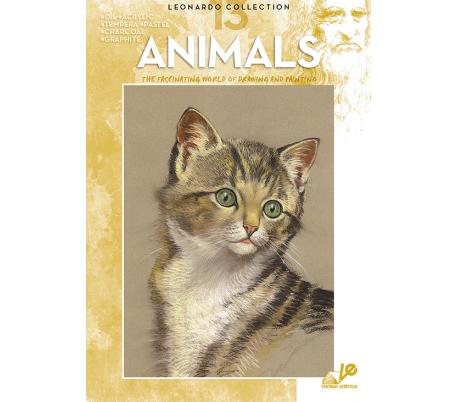 חוברת לאונרדו חיות  13