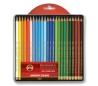 סט 24 עפרונות צבעוניים קוהינור פוליקולור גווני נופים
