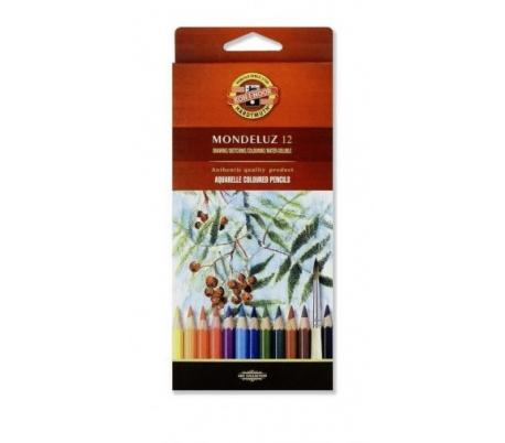 סט עפרונות אקוורל קוהינור מונדלוז  ב 4 גדלים