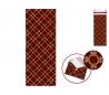 מדבקות בד ליצירה -מרוקאי בורדו