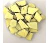 שברי קרמיקה גוונים צהובים במבחר 2 גדלים